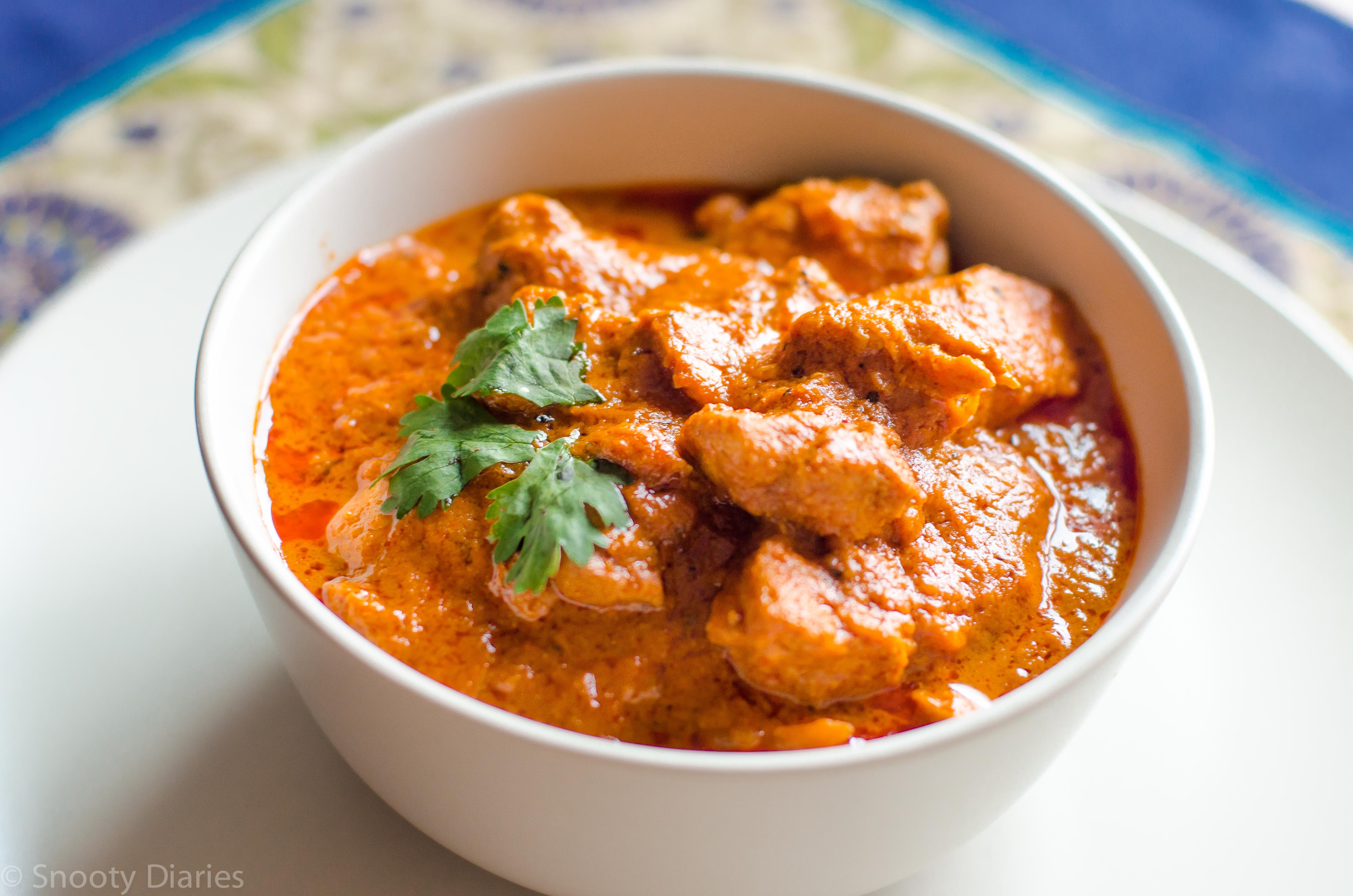 Chicken Curry Recipe  Indian Simmer